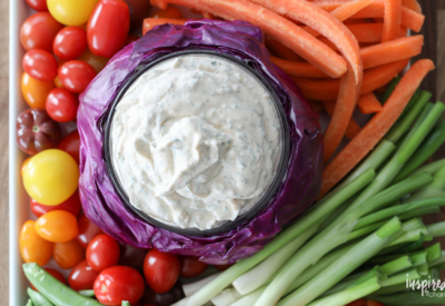 Delicious and Easy Dip Recipes! - Really Good Veggie Dip