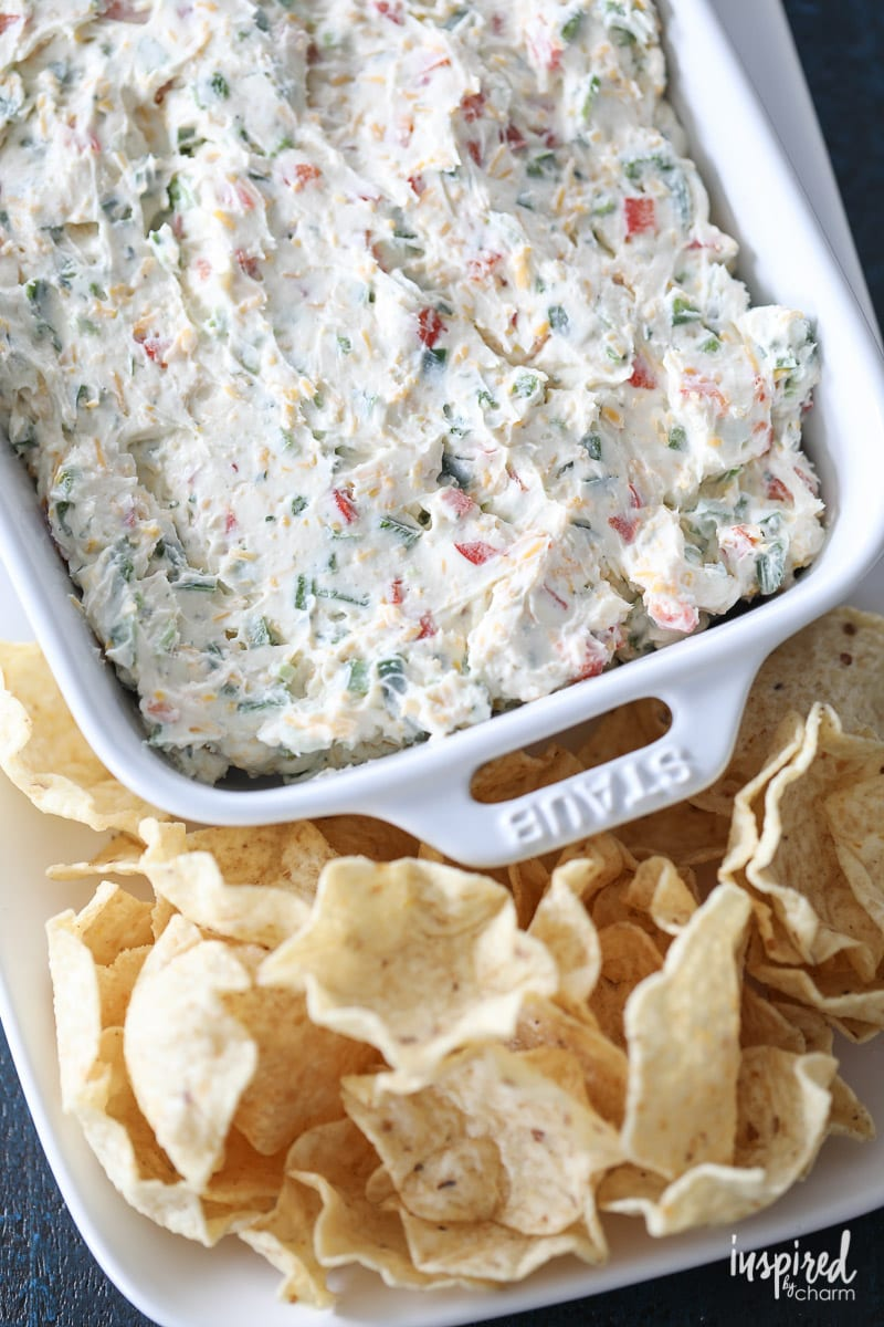 You're going to love this Really Good Jalapeño Dip appetizer dip recipe.