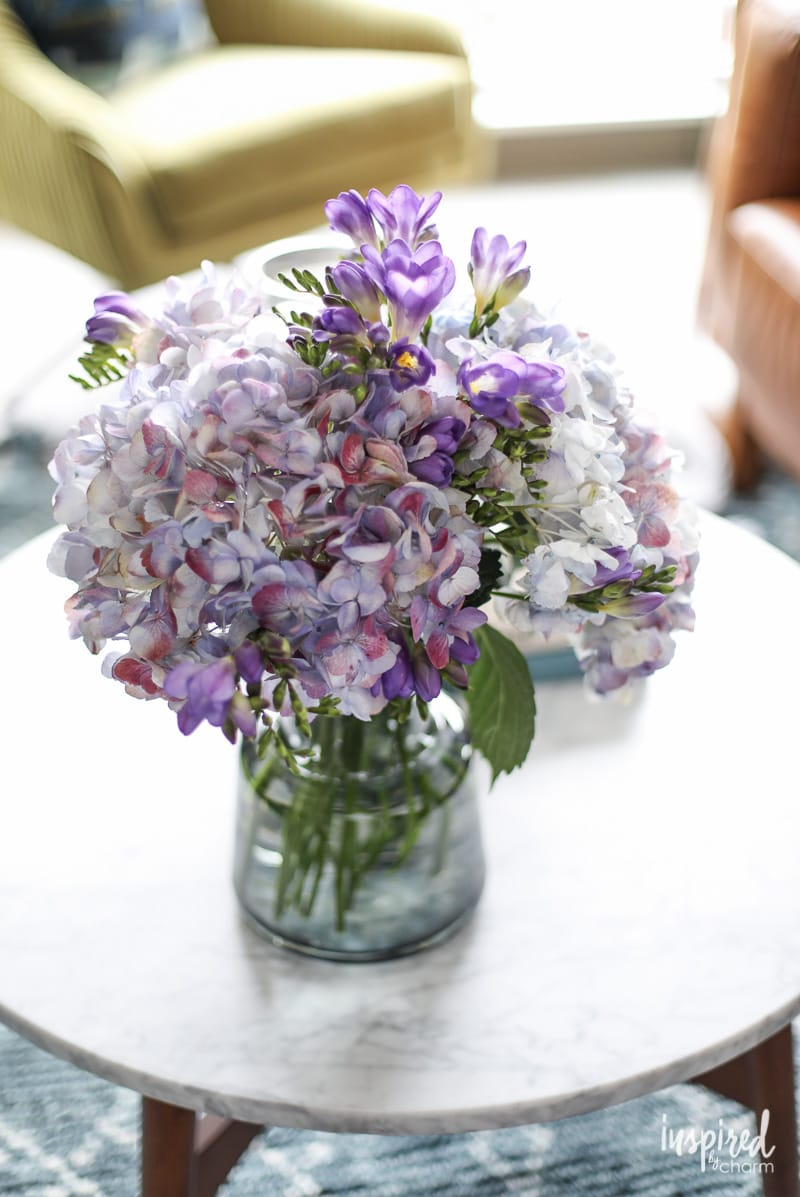 Styling Tips For Diy Modern Flower Arrangements For Spring