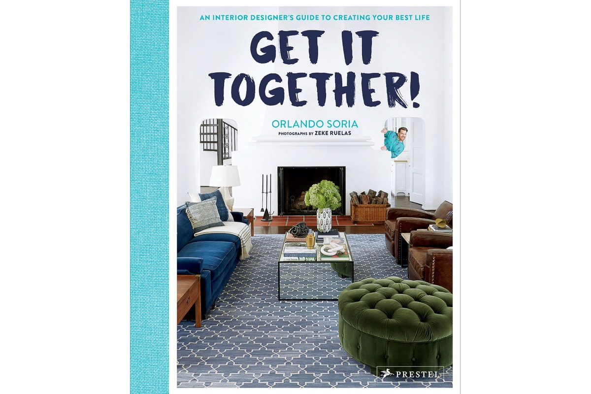 Get it Together!: Orlando Soria - Whatcha Readin'? New Books for Spring