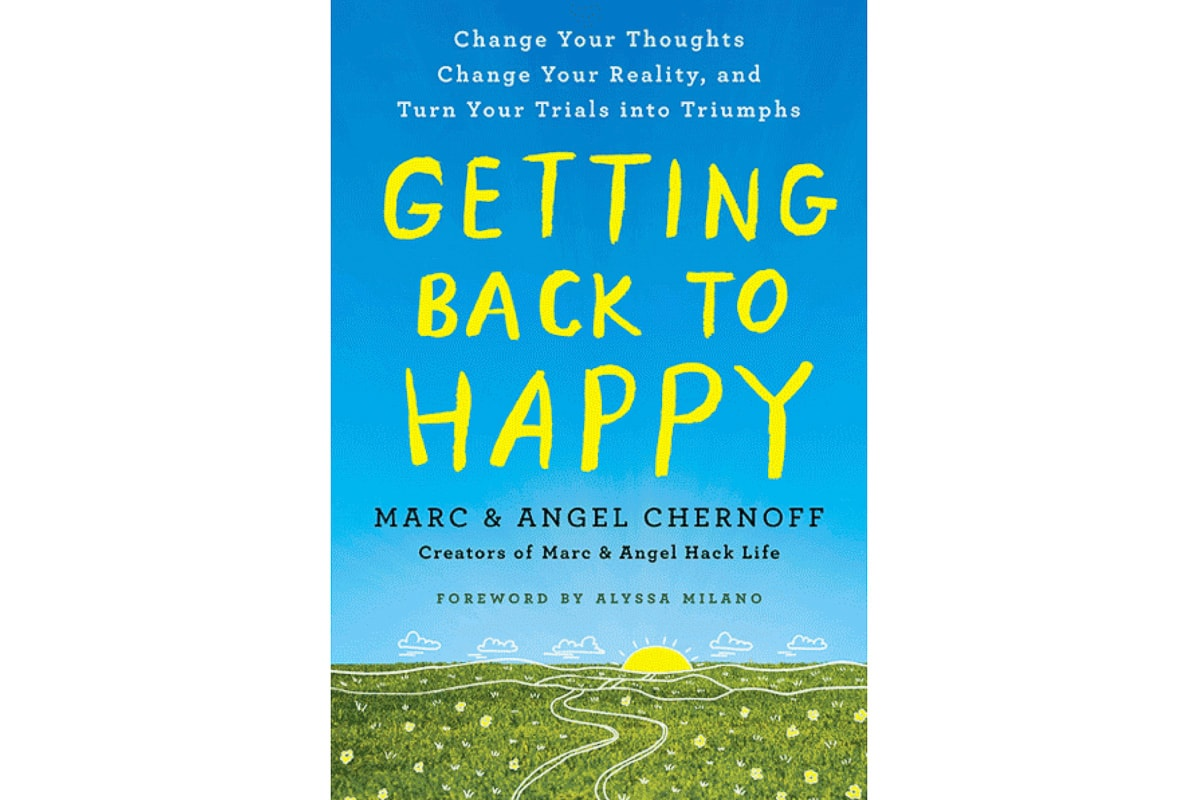 Getting Back to Happy Book - Whatcha Readin'? New Books for Spring