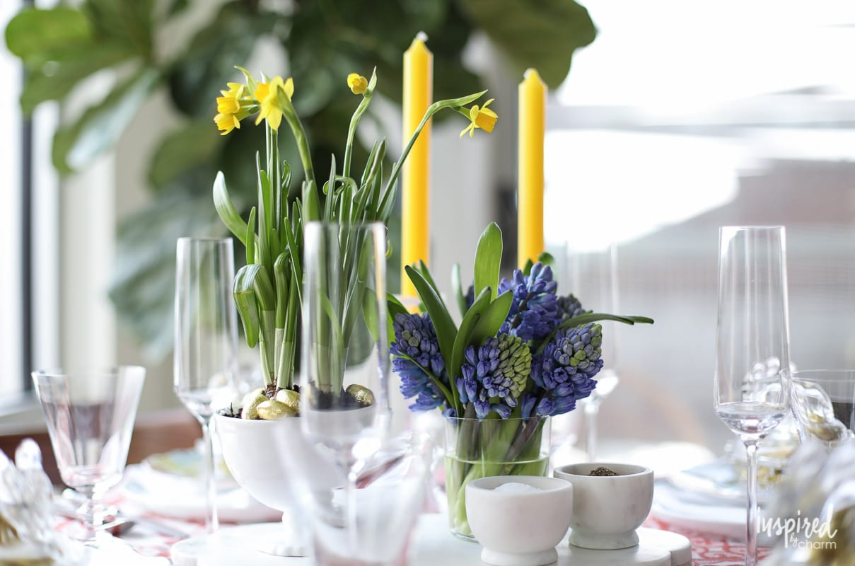 Easter Decorating Ideas for Your Table