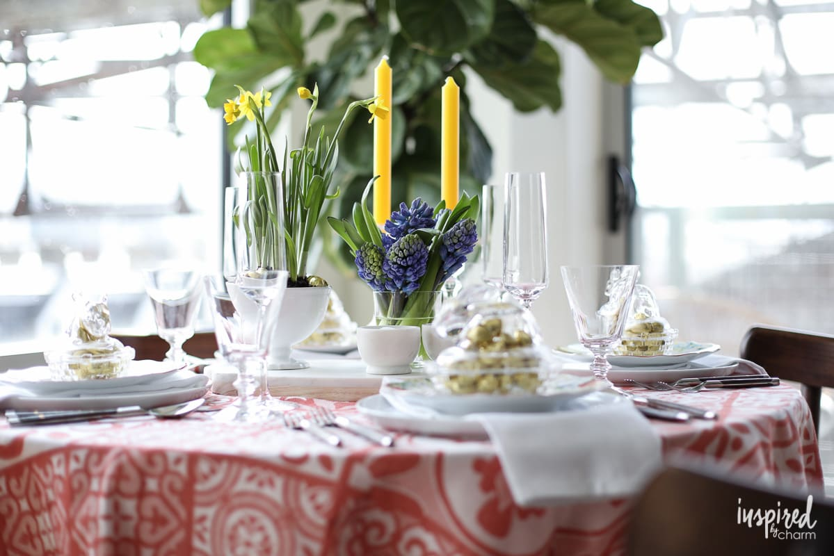 Unique and Beautiful Easter Decorating Ideas for your Table