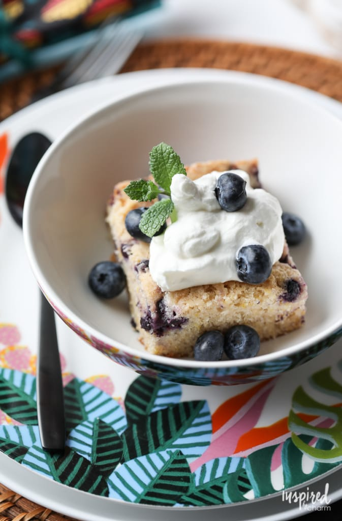 This Blueberry Boy Bait is an old-fashion #dessert recipe you will love! #blueberry #boybait #summer #recipe