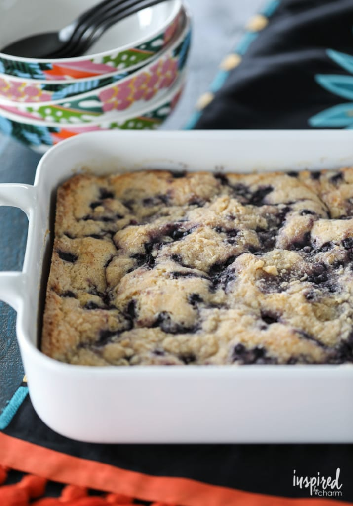 Learn how to make this #delicious and #easy Blueberry Boy Boat #dessert #recipe! #Blueberry #BoyBait
