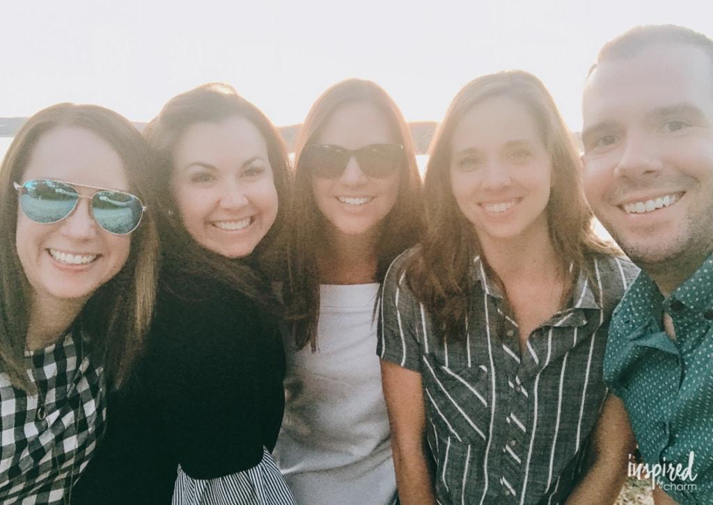 Lake House Blogger Retreat