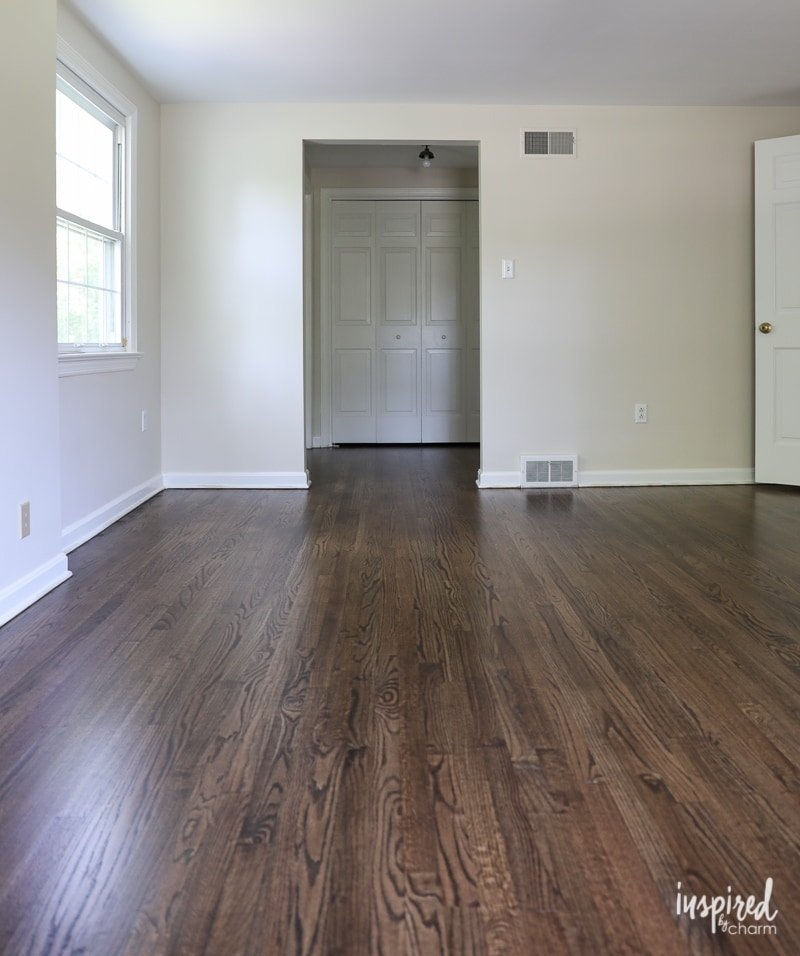 You Ll Probably Notice That The Floor Color Can Look Slightly Diffe From One Picture To Next S Because Light Is In Each Room And