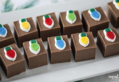 How to make The Easiest Fudge Recipe #fudge #recipe #candy #chocolate #christmas #holiday #dessert