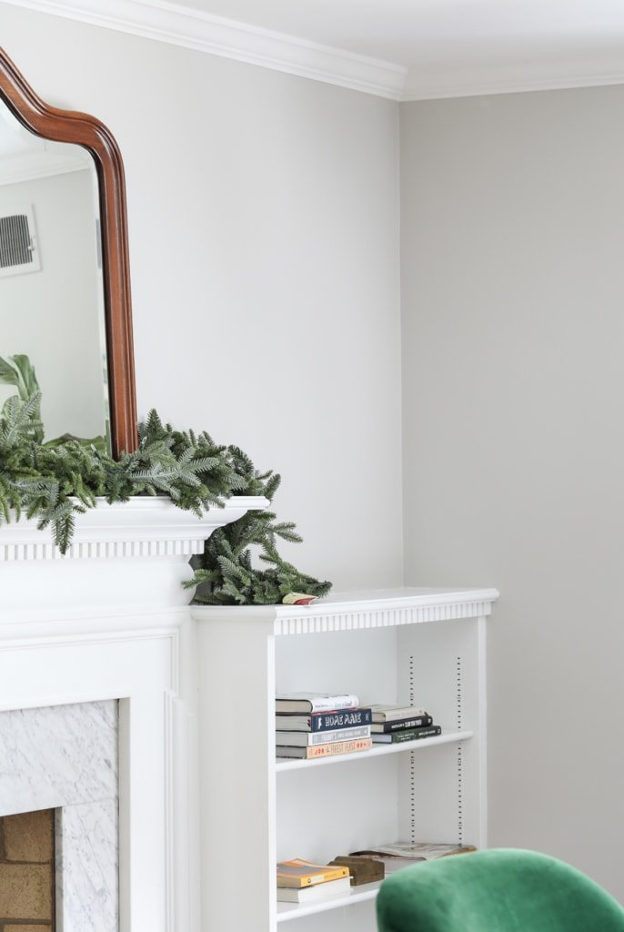 Gray Paint Color for my Living Room - Sherwin Williams Agreeable Gray #paint #graypaint #livingroom