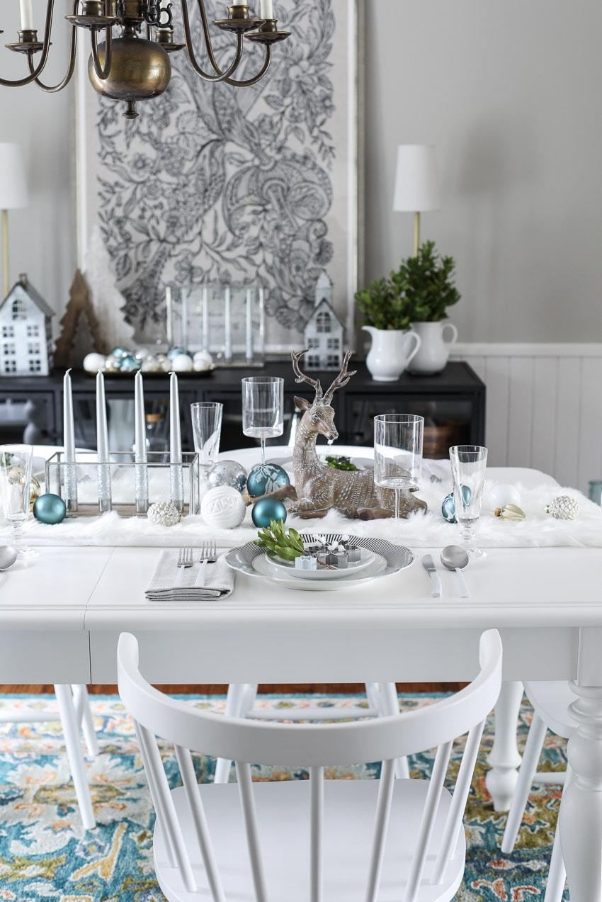 Festive Christmas Table Decor Ideas Holiday Decorating Tips