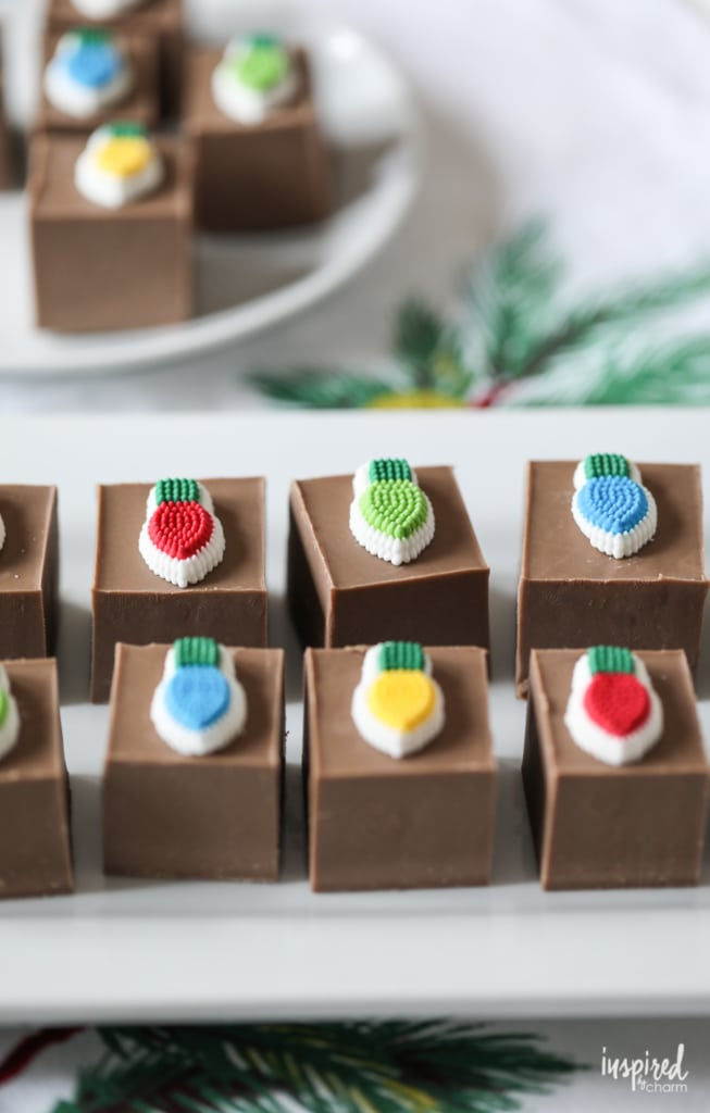 How to make The Easiest Fudge Recipe #fudge #recipe #candy #chocolate #christmas #holiday #dessert