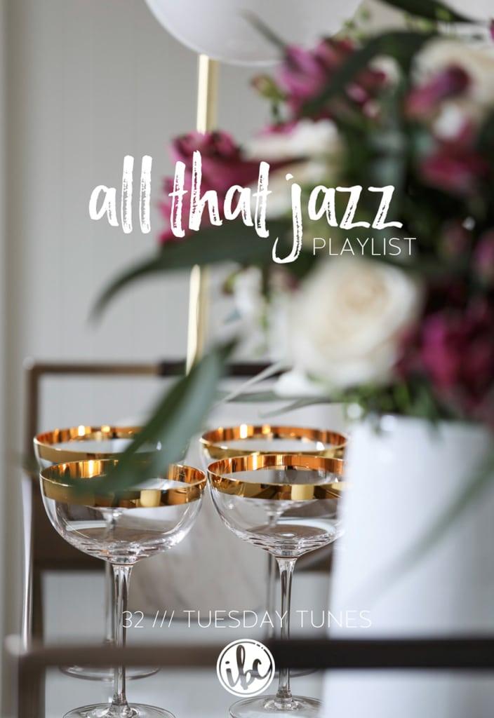 All That Jazz Playlist - Tuesday Tunes #music #jazz #playlist #songs