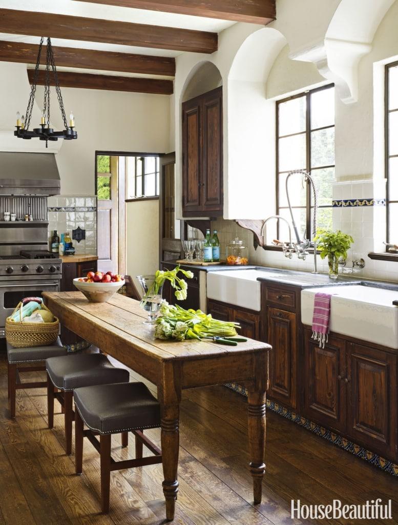 Kitchen Remodel Inspiration House Beautiful