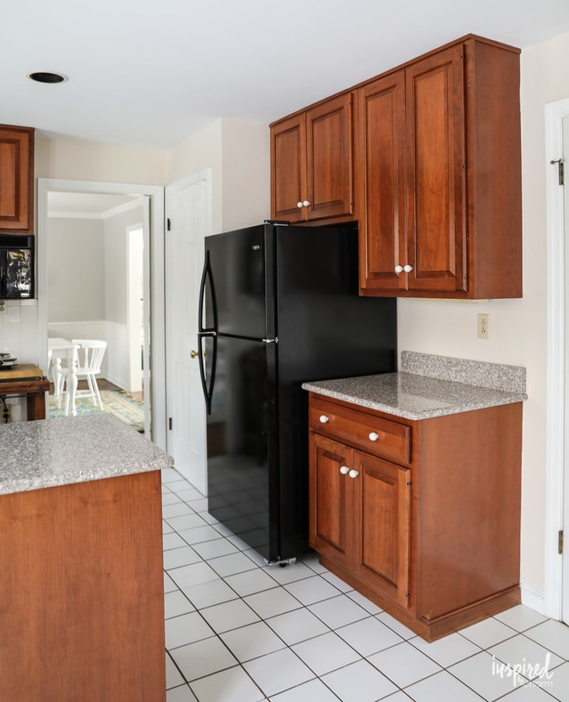 Kitchen Remodel: The Before #renovation #kitchen #remodel #before #bayberrykitchen