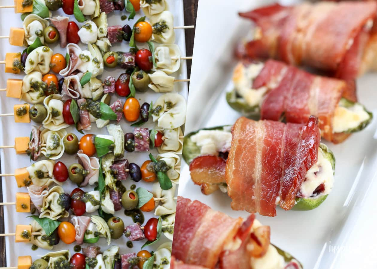 12 Delicious And Easy Hors D Oeuvres Ideas Everyone Will Love