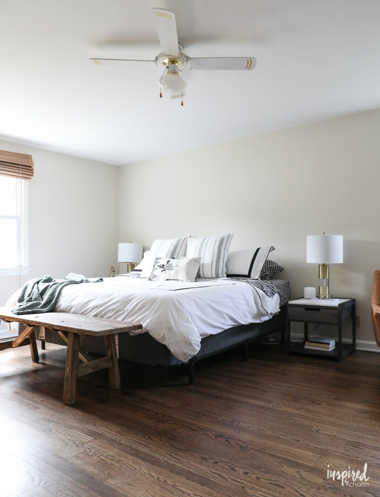 Master Bedroom Design - One Room Challenge Week 1 #before #bedroom #oneroomchallenge
