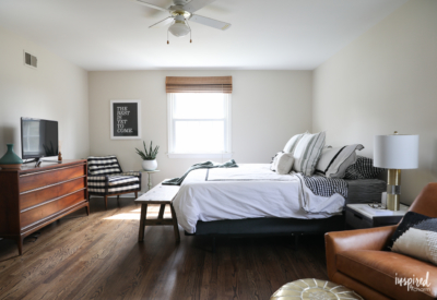 Master Bedroom Design - One Room Challenge Week 1 #before #bedroom #oneroomchallenge