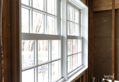 Kitchen Windows and Doors: Bayberry Kitchen Update #kitchen #renovation #windows #doors