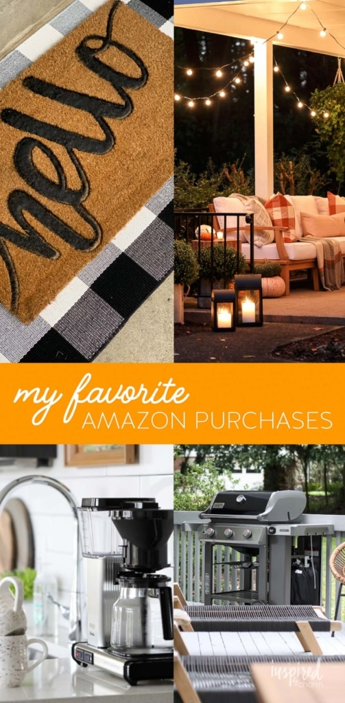 My Favorite Amazon Purchases #amazon #shopping #gifts #list #guide