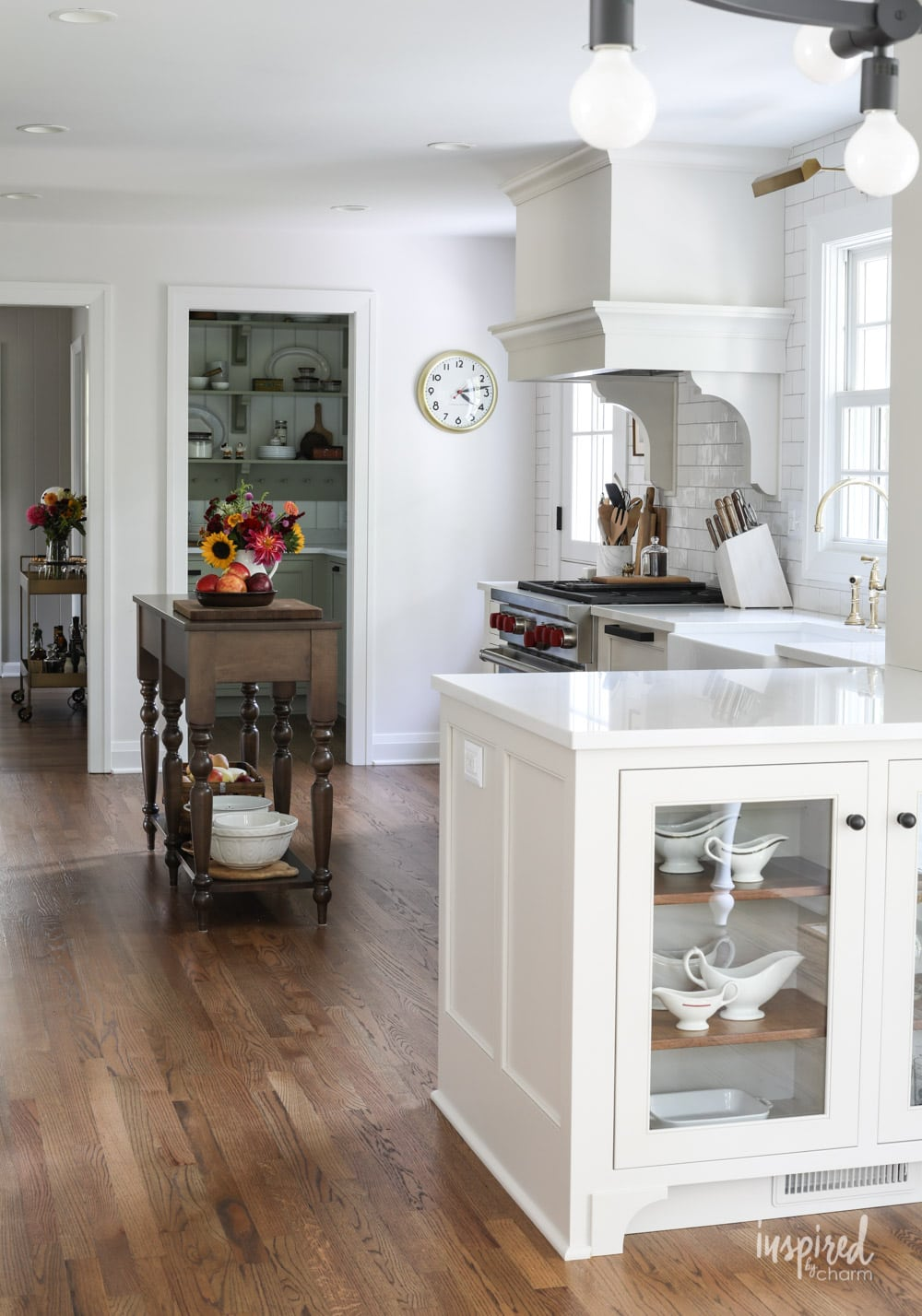 Bayberry Kitchen Remodel Reveal Inspired By Charm Kitchen