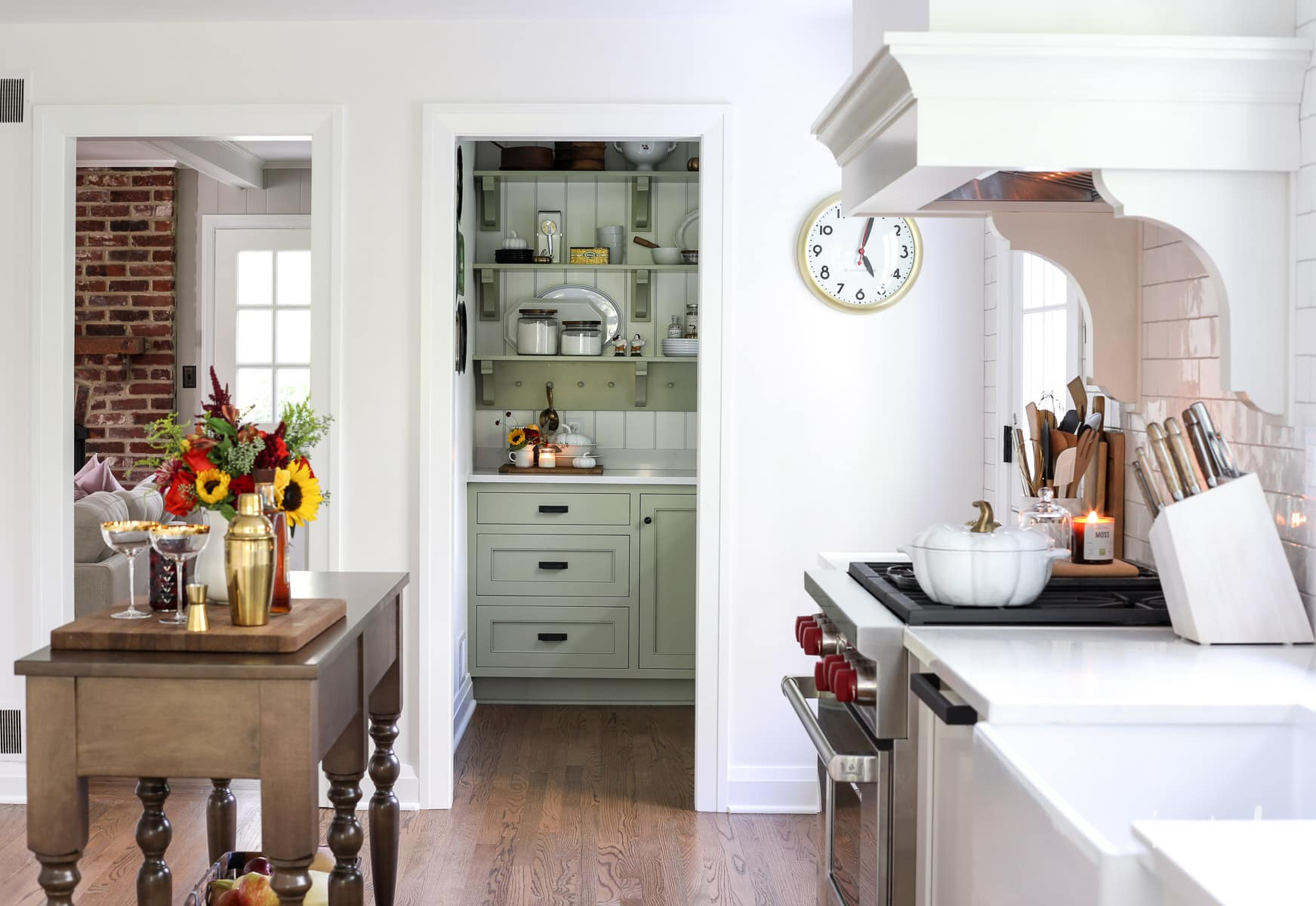 Simple Fall Decorating Ideas For The Kitchen Fall Decor Tips