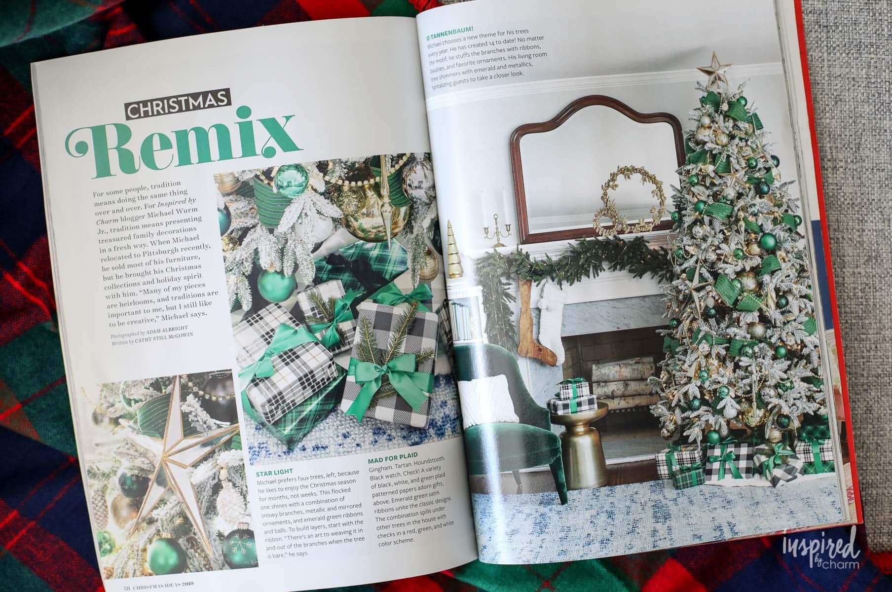 My Christmas Dream 2019.Holiday Decor Ideas Bhg Christmas Ideas Magazine