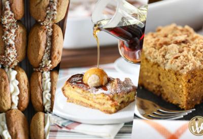 My Favorite Pumpkin Recipes #pumpkin #recipes #fall #baking