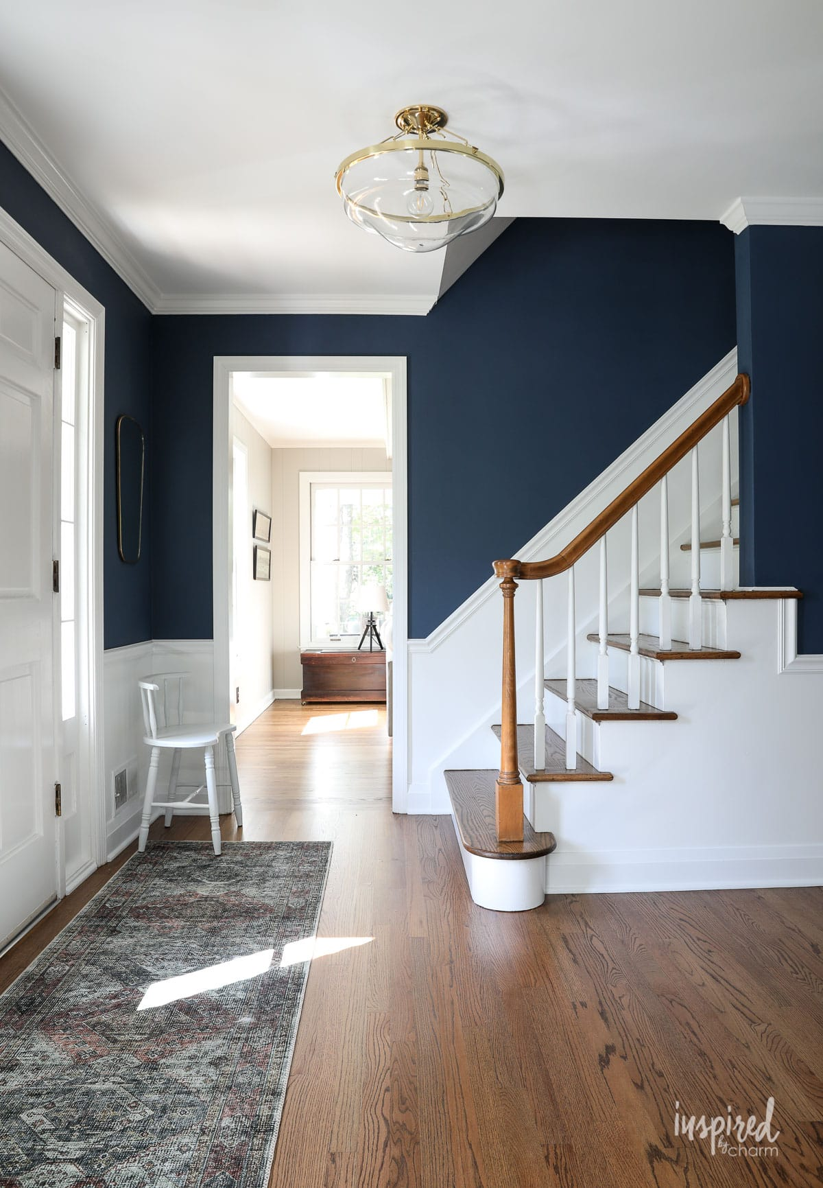 Entryway Update - Ideas for Updating Your Entryway