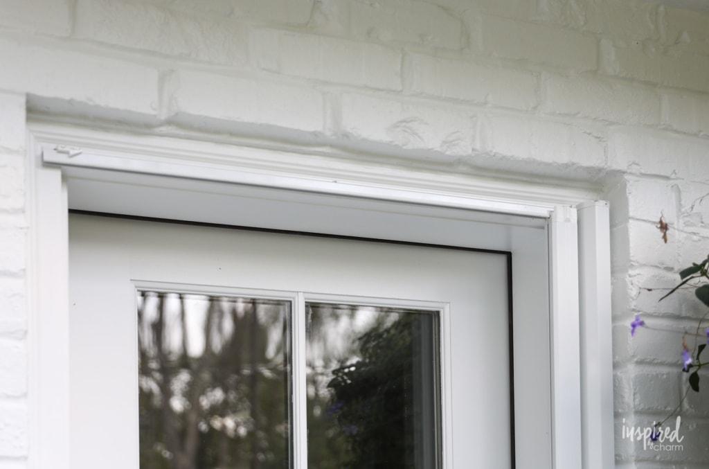 Adding Phantom Screens - Retractable Screen Door to your Home #screendoor #retractablescreendoor #retractable #screen #door #phantomscreens