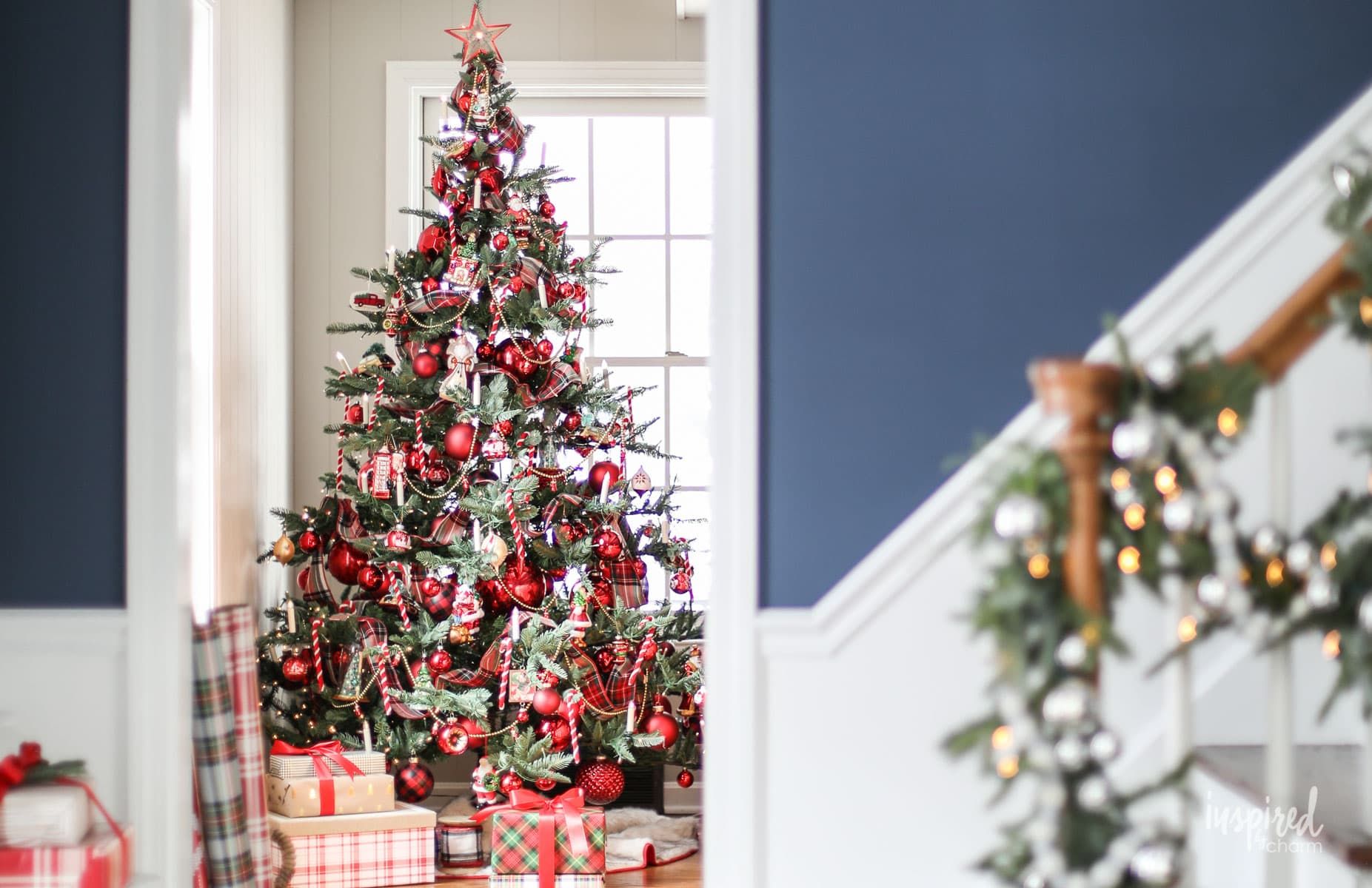 How I Plan My Christmas Home Decor / Tips and Tricks for Holiday Decor #christmas #decor #holiday #decorating #planing #inspiration #ideas