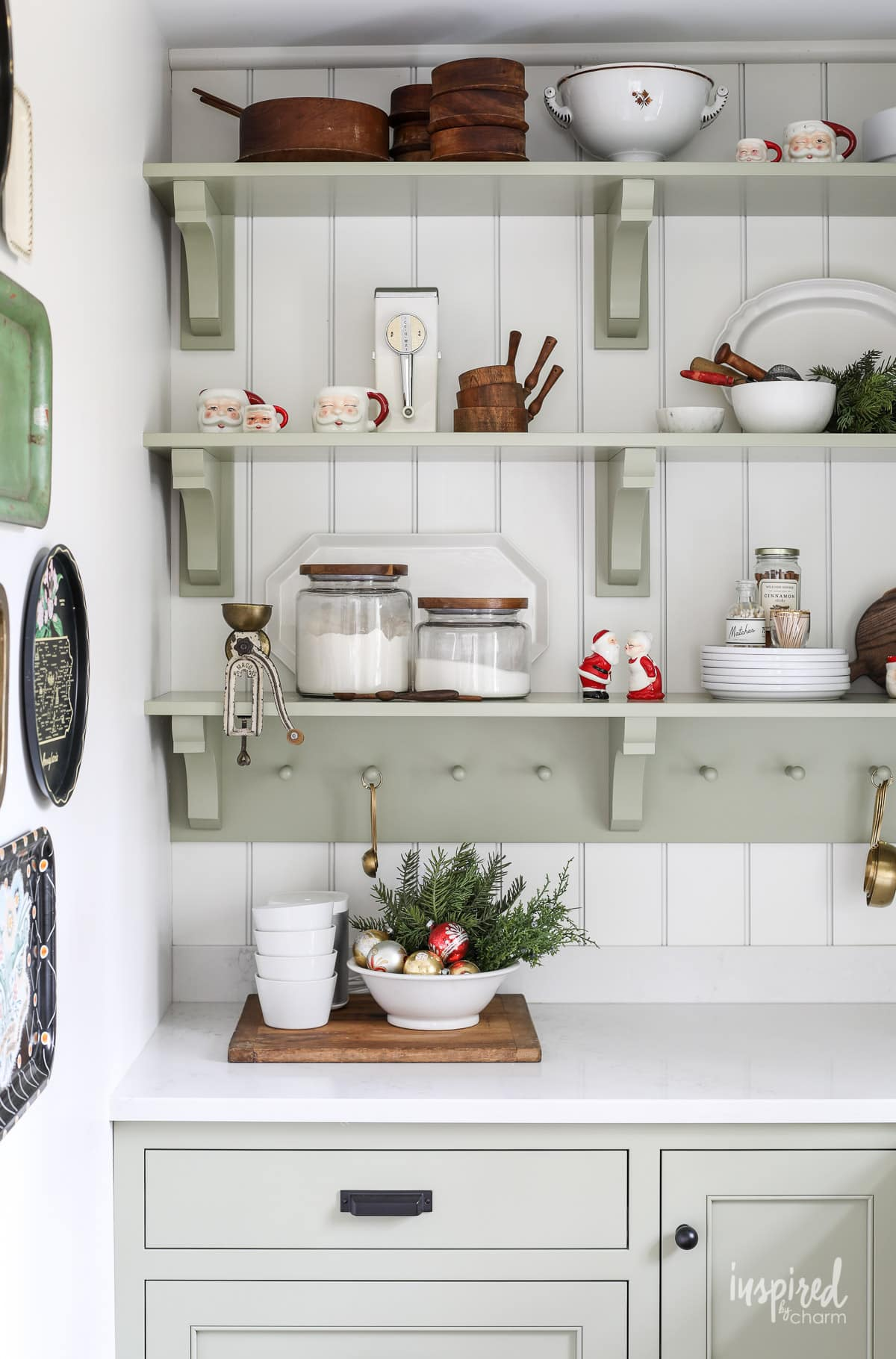 Festive Christmas Kitchen Decor Ideas and Inspiration