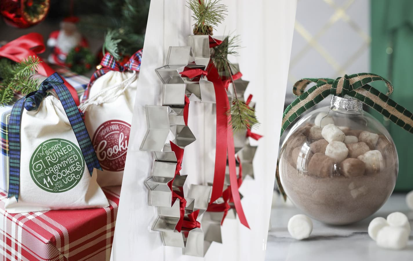 A Collection of my favorite Handmade Gift Ideas #gifts #homemade #handmade #holiday #christmas #gifting #gift